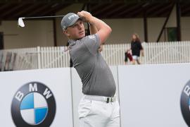 Matt Wallace winner of the BMW International Open