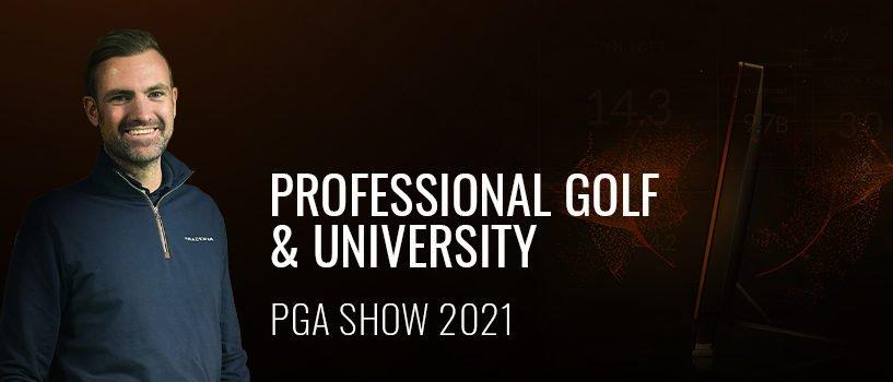 TrackMan Professional Golf – The Virtual PGA Show 2021