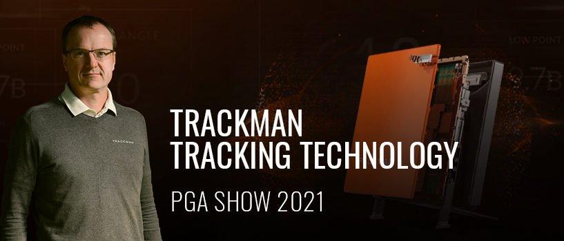 TrackMan Tracking Technology – The Virtual PGA Show 2021